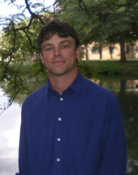 Jeremy Baker, Office of Sustainability Graduate Assistant