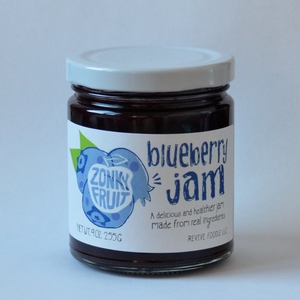 Revive Foods  Blueberry Jam